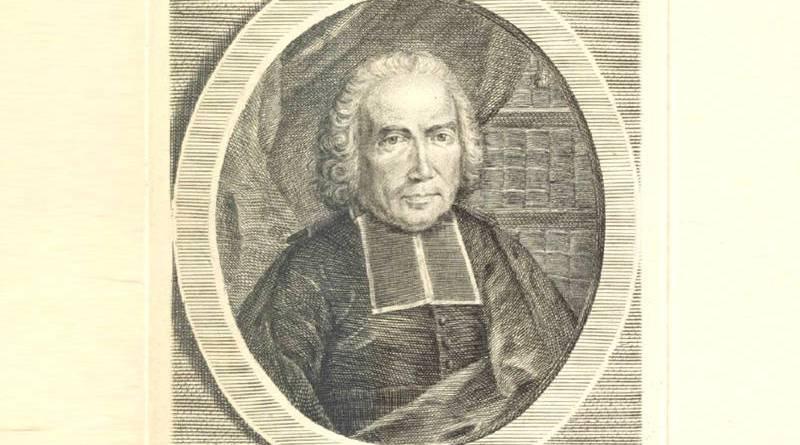 L'abbé Jean Lebeuf